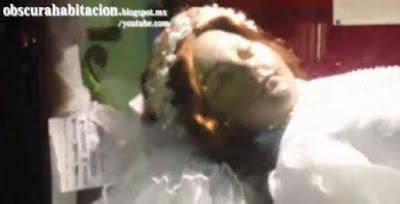 Λείψανο κοριτσιού που πέθανε πριν 300 χρόνια άνοιξε τα μάτια ( VIDEO)