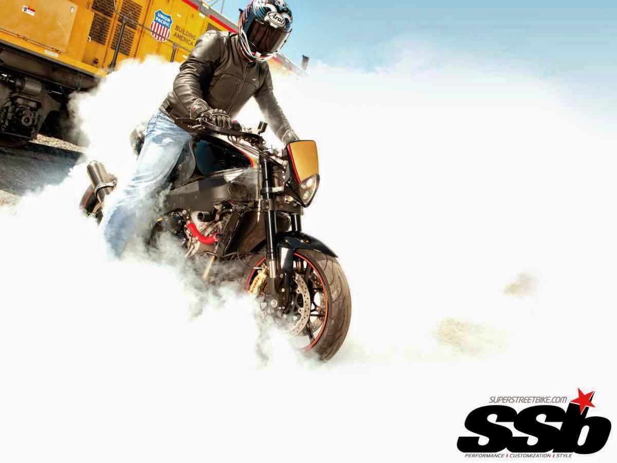 MOTOR TERONG Foto Modifikasi Motor Suzuki GSX R Tahun