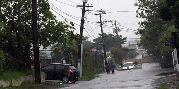 Extremely dangerous Hurricane Matthew threatens Haiti, Jamaica, Cuba