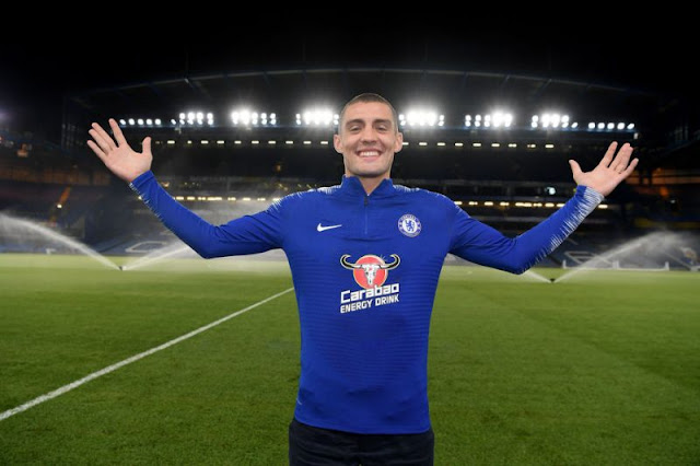 Mateo Kovacic gia nhập Chelsea