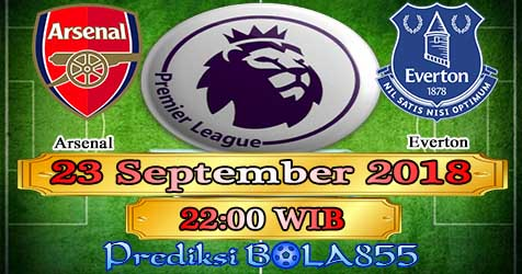 Prediksi Bola855 Arsenal vs Everton 23 September 2018