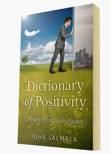 Dictionary of Positivity newsletter