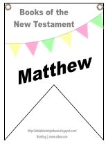 First four books of the new testament