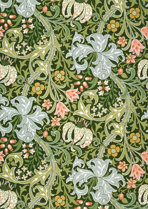 Grace elliot blog death on the walls poison in - Late victorian wallpaper ...
