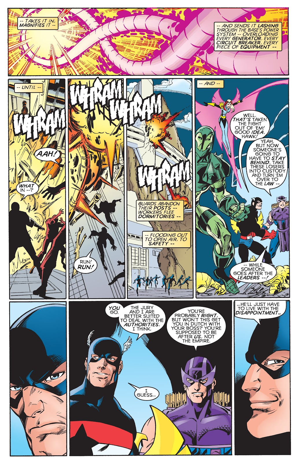 Read online Hawkeye & The Thunderbolts comic -  Issue # TPB 1 (Part 3) - 45
