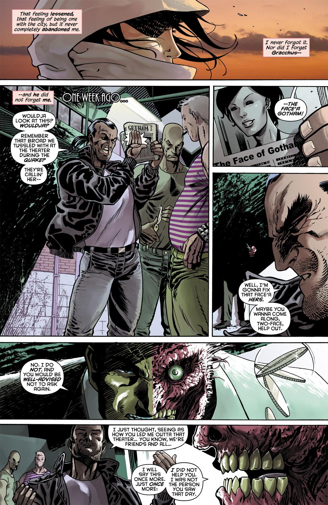 Detective Comics (1937) 851 Page 5