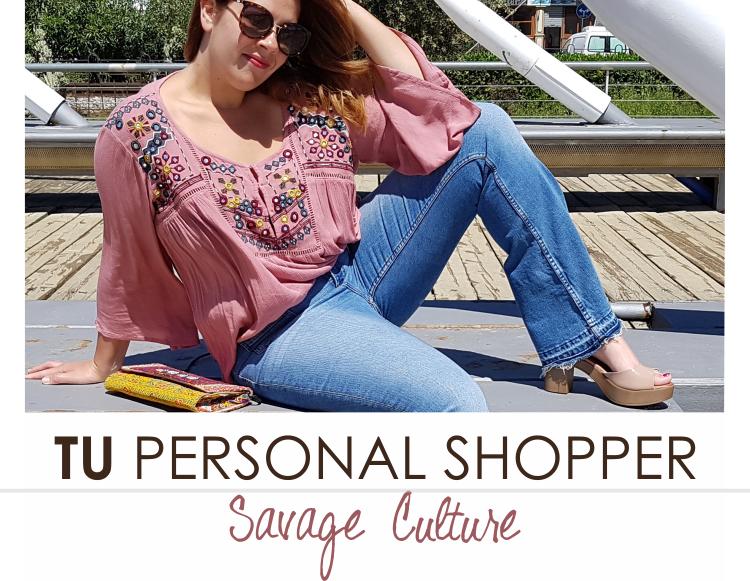 Soy tu Personal Shopper en... ¡Savage Culture!