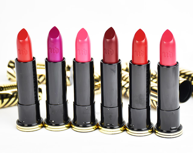 Urban Decay x Gwen Stefani Collection Lipstick Review