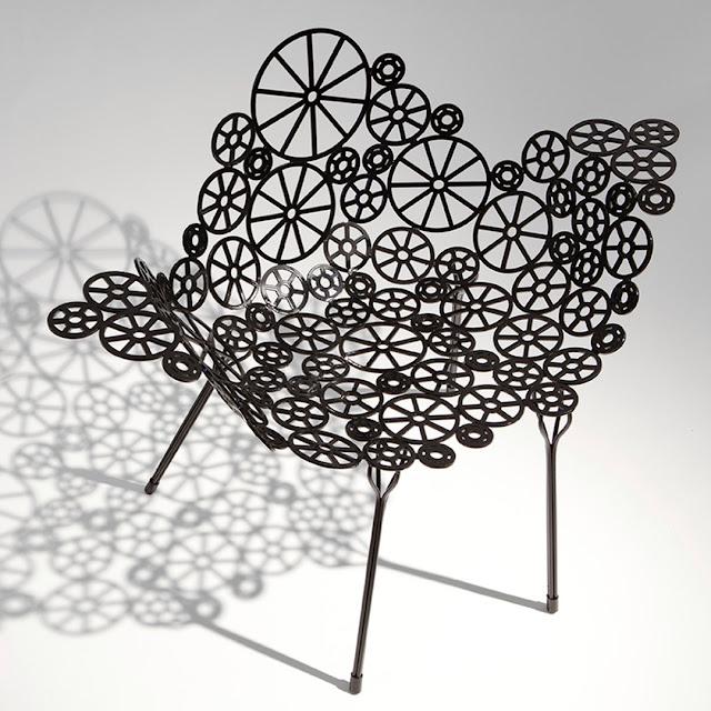Dacon-Design-architekt-koronka-ażur-krzesło