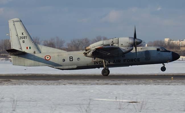 Pesawat Milik Tentera Udara India Dipercayai Hilang Di Teluk Bengal