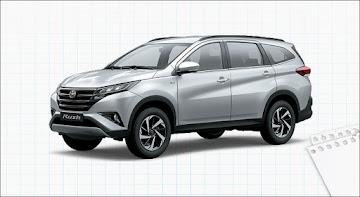 Đánh giá xe Toyota Rush 1.5S AT 2019