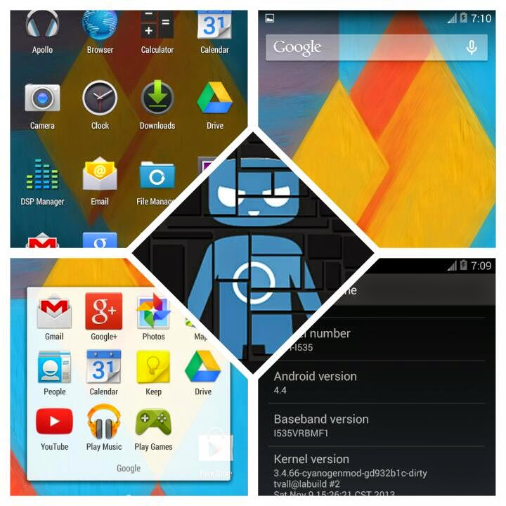 Cyanogen OS 11 (CM11) Rom For Lenovo A6000  - Tech Touch Down