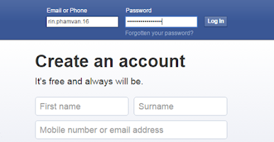 Facebook Sign up New Account Free - Facebook Login Sign Up | Create Account