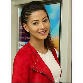 Samragyee Rajya Laxmi Shah Stylish Nepali actress
