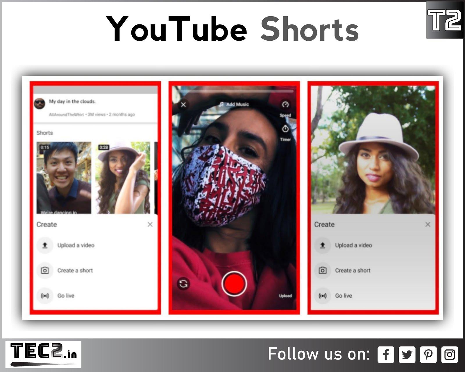 Youtube Shorts - Short Videos App by Google
