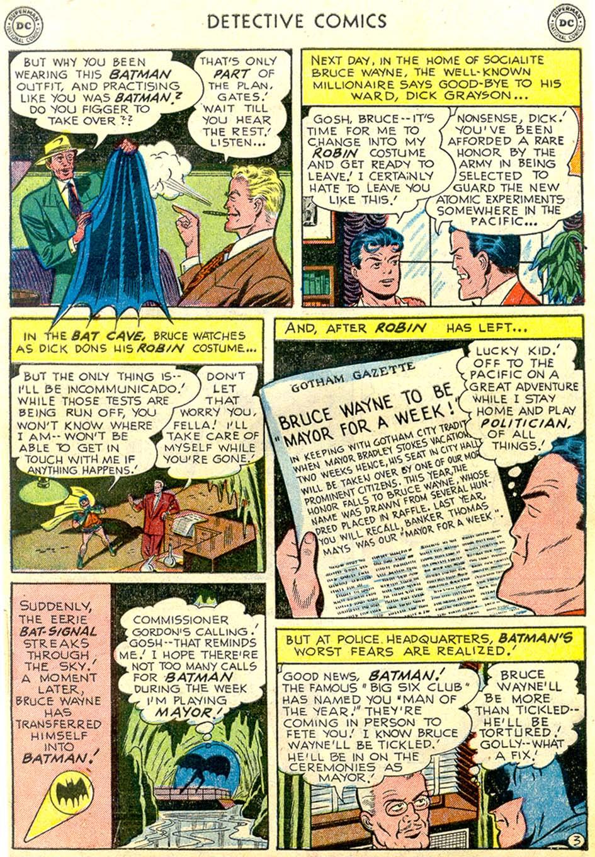 Read online Detective Comics (1937) comic -  Issue #179 - 5