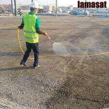 رش الارض قبل البناء , رش مبيد قبل صبة النظافة