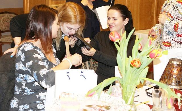 Spotkanie blogerek dzień kobiet