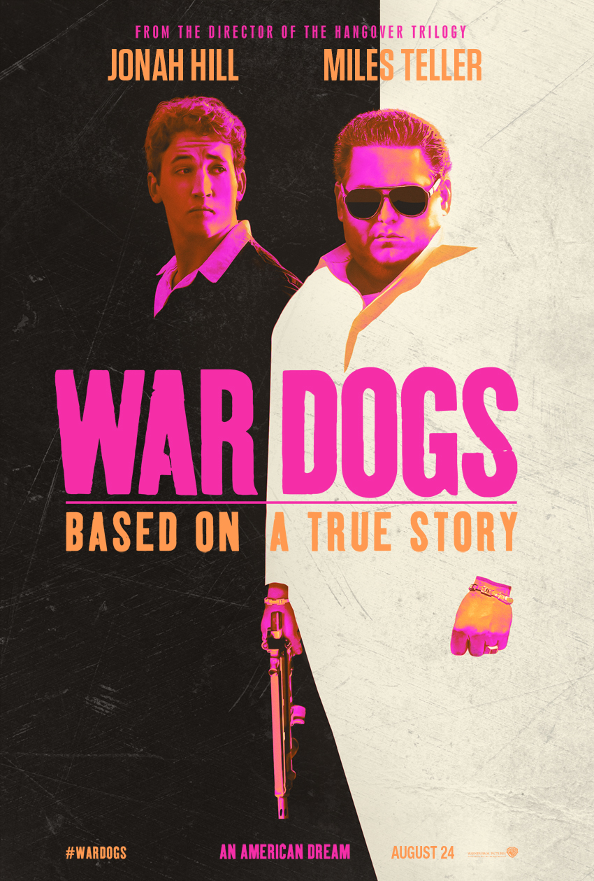 Movie War Dogs (2016)