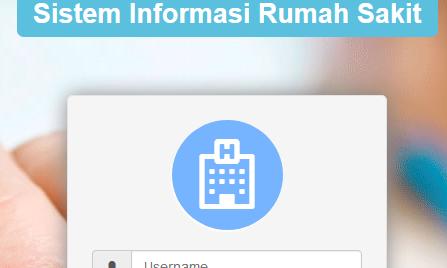Source Code PHP MySQL Sistem Informasi Rumah Sakit