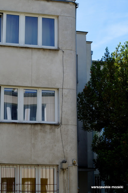 Warszawska Spółdzielnia Mieszkaniowa WSM architektura Warszawa Warsaw Ochota osiedle miasto ogród Helena i Szymon Syrkus modernizm