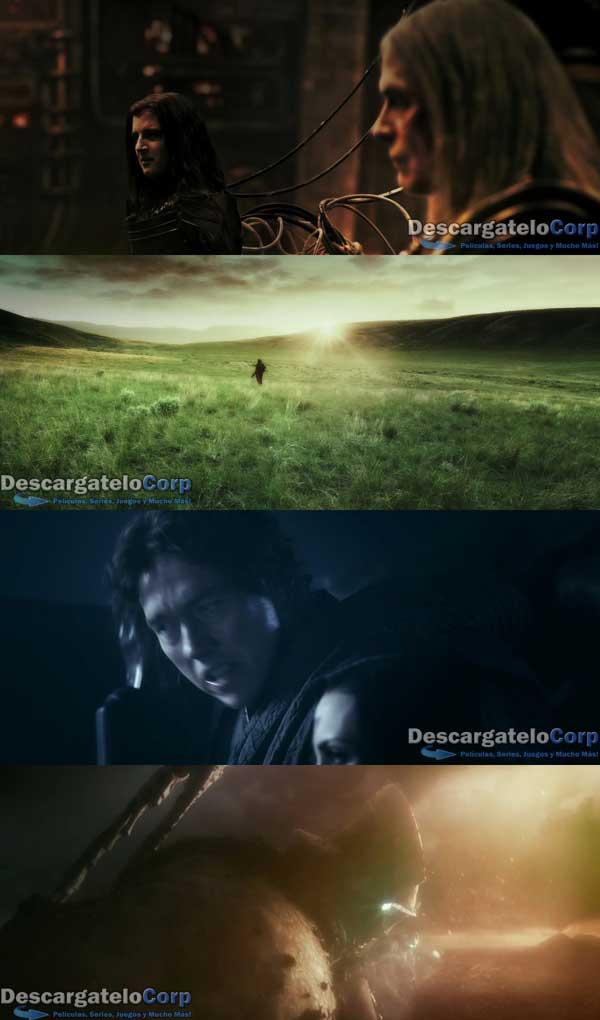 Guerra de los Garm El Ultimo Druida HD 720p Latino