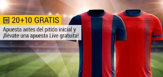 bwin promocion Huesca vs Numancia 14 enero