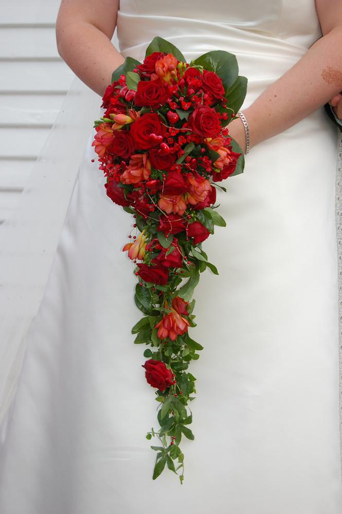 love: bouquet de fleur mariage