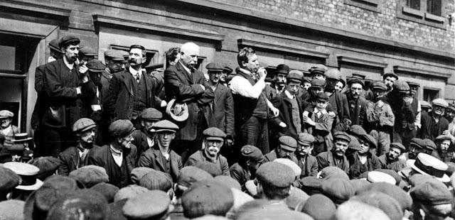 Sindicatos e historia de la economia