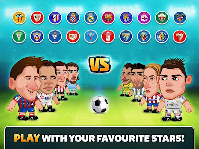 Download Head Soccer Mod Apk DATA Unlimited Money Versi Update Terbaru