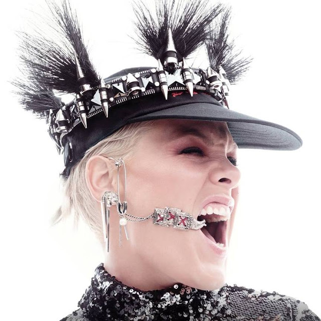 P!nk Releases New Single 'Walk Me Home'