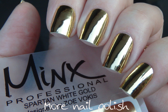 They Are So Thin And Still Look Like My Real Nails Or At Least As Any Can When Have Been Dipped In Molten Gold
