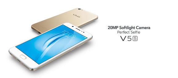 Harga Dan Spesifikasi Vivo V5s