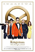 Kingsman 2: The Golden Circle (2017) Poster