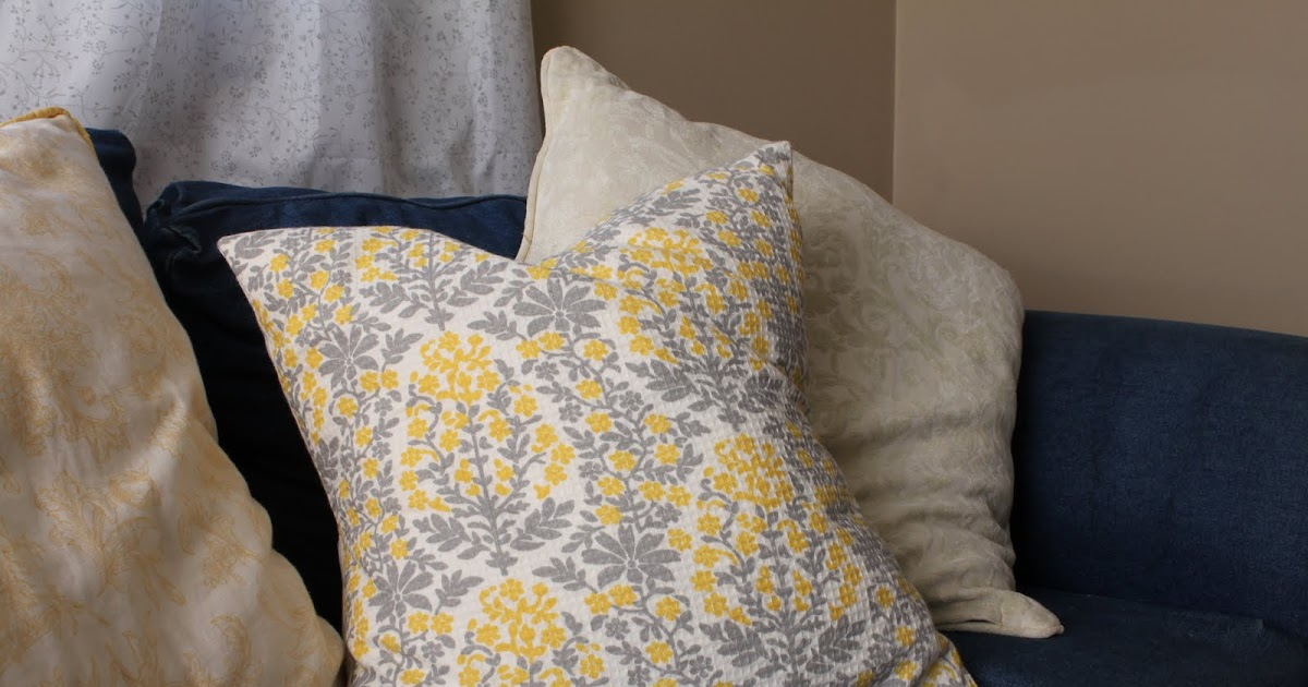 Do It Yourself Divas Diy Throw Pillows Made From Dwell
