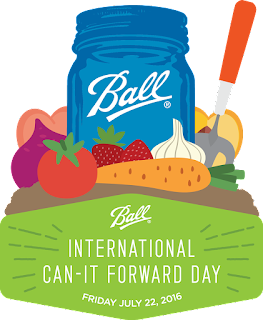 Celebrate Ball Can-It-Forward Day with this book!