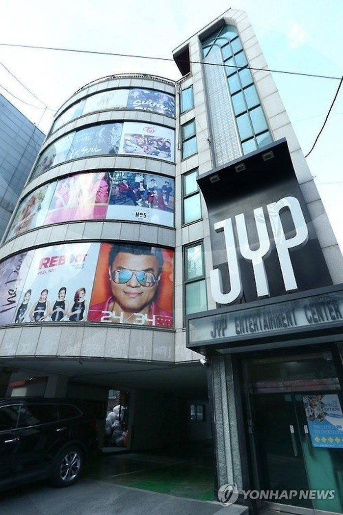 JYP Entertainment moves to a new building - K-POP, K-FANS