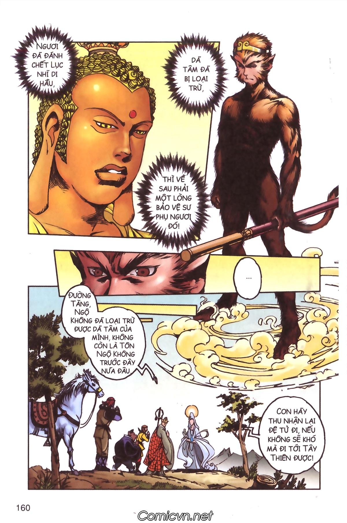 Tây Du Ký màu - Chapter 104 - Pic 41