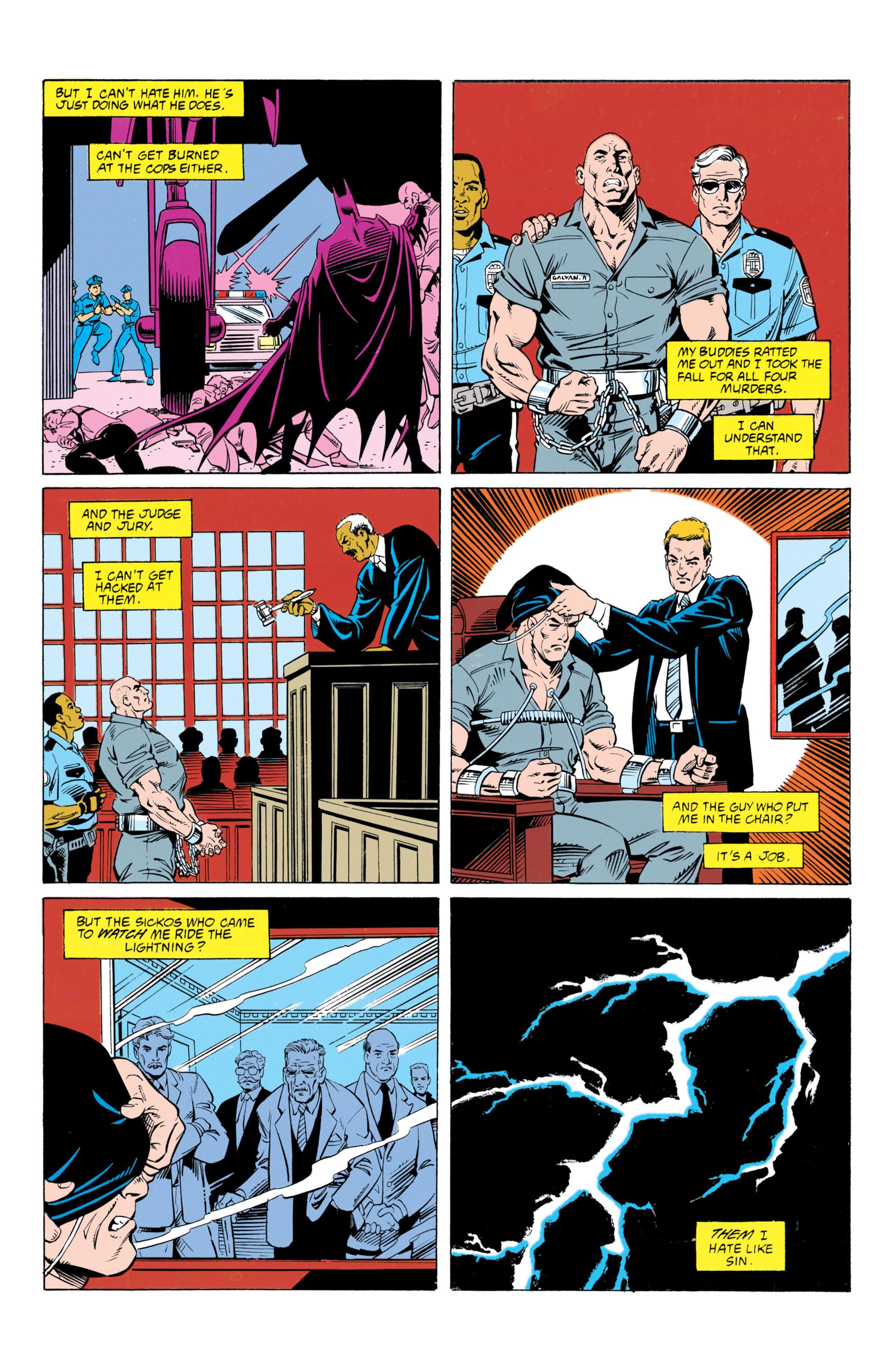 Detective Comics (1937) 644 Page 3