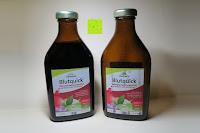 voll und leer: Herbaria Blutquick, bio, 1er Pack (1 x 500 ml)