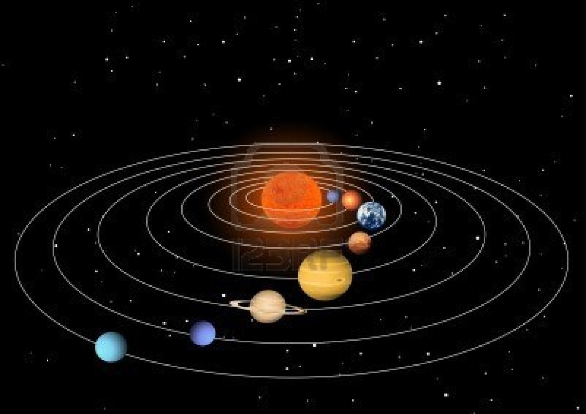 different solar systems universe - photo #34