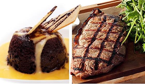 γλυκό steak