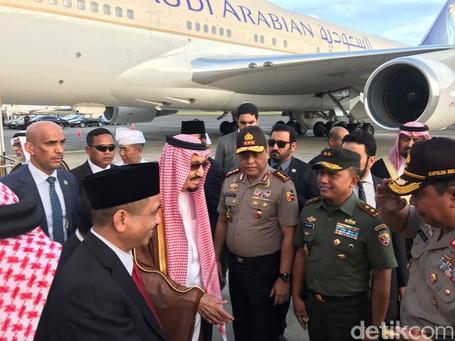 Inilah 2 Hal Yang Diinginkan Raja Salman Saat Berada Di Bali