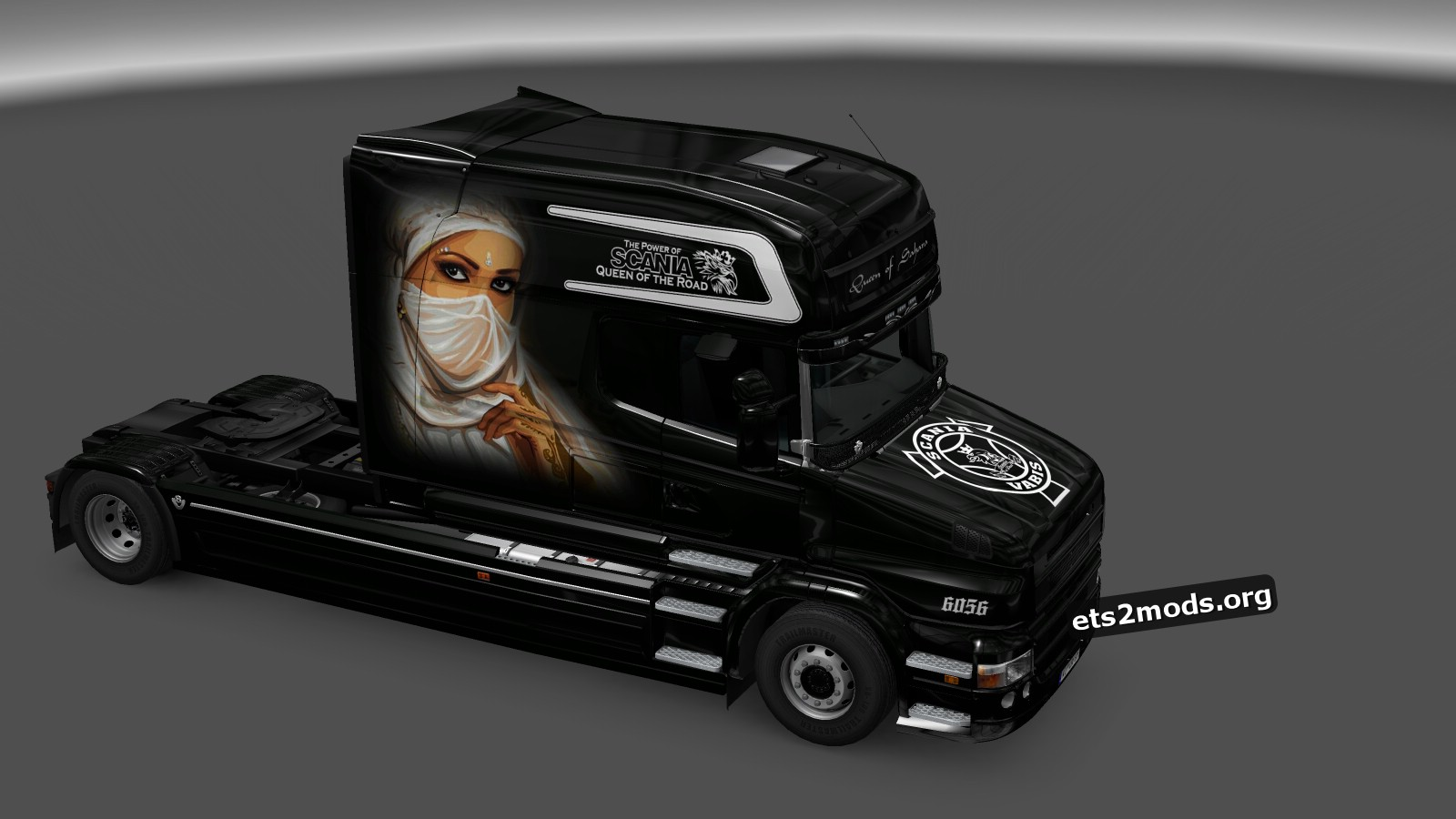 Sahara Queen Skin for Scania T