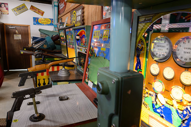 Penny Arcade at The Old Sled Works