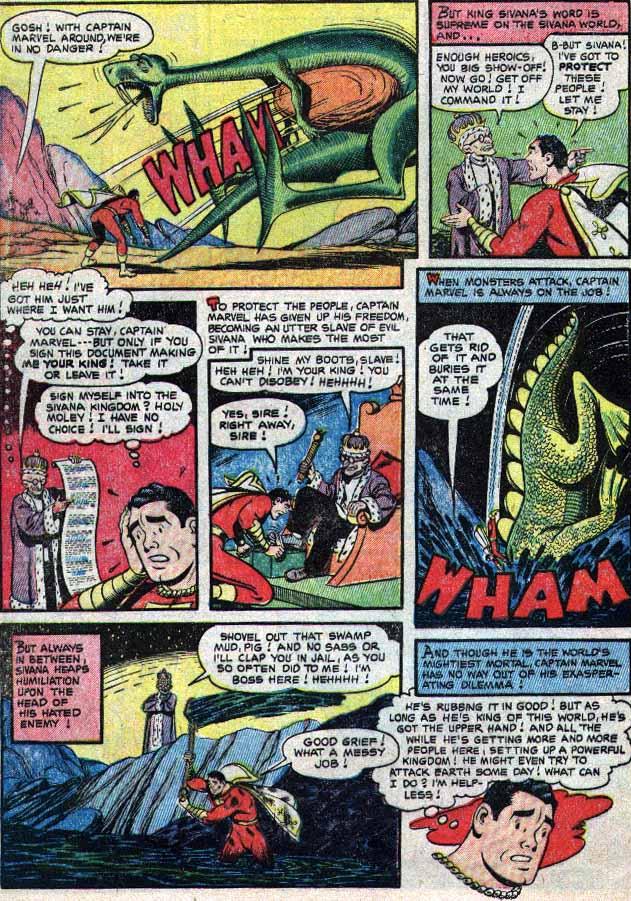 Read online WHIZ Comics comic -  Issue #154 - 8