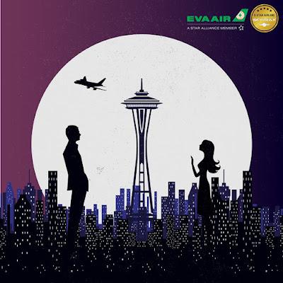 Ghé thăm thành phố Seattle xinh đẹp cùng EVA Air