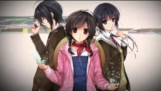 Arata naru Sekai: World's/Start/Load/End - Best Time Travel Anime List