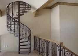 Tangga Rumah Model Spiral