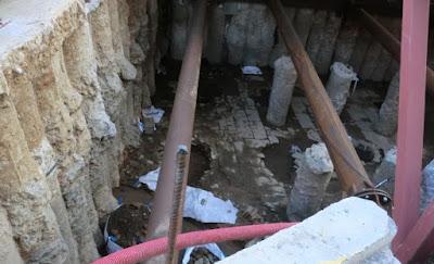 Νέο μεγάλο βυζαντινό εύρημα στο μετρό Θεσσαλονίκης